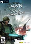 Warhammer 40,000: Dawn of War - Winter Assault Windows Front Cover