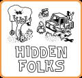 Hidden Folks Nintendo Switch Front Cover