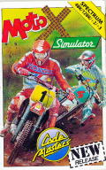 Moto X Simulator ZX Spectrum Front Cover