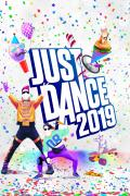 Just Dance 2019 Xbox One Front Cover