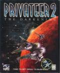 Privateer 2: The Darkening DOS Front Cover