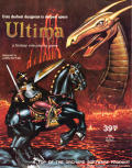 Ultima Apple II Front Cover