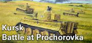 Kursk: Battle at Prochorovka Macintosh Front Cover