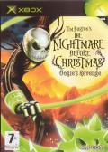 Tim Burton's The Nightmare Before Christmas: Oogie's Revenge Xbox Front Cover