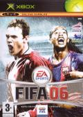 FIFA Soccer 06 Xbox Front Cover