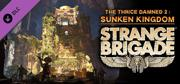Strange Brigade: The Thrice Damned 2: The Sunken Kingdom Windows Front Cover