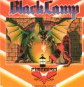 Black Lamp Atari ST Front Cover