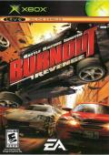 Burnout: Revenge Xbox Front Cover