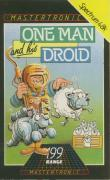 One Man and His Droid ZX Spectrum Front Cover