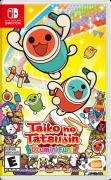 Taiko no Tatsujin: Drum 'n' Fun! Nintendo Switch Front Cover