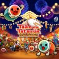 Taiko no Tatsujin: Drum Session! PlayStation 4 Front Cover