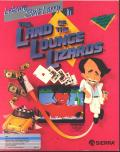 Leisure Suit Larry in the Land of the Lounge Lizards DOS Front Cover