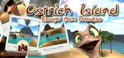 Ostrich Island: Escape from Paradise Linux Front Cover