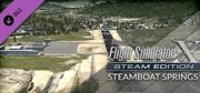 Microsoft Flight Simulator X: Steam Edition - Steamboat Springs Windows Front Cover