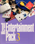 Microsoft Entertainment Pack 3 Windows 3.x Front Cover