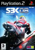 SBK: Superbike World Championship PlayStation 2 Front Cover