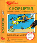 Choplifter! VIC-20 Front Cover