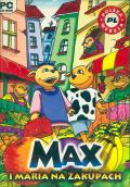 Max and Marie Go Shopping Windows 3.x Front Cover