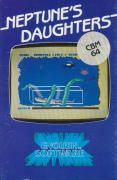 Neptune's Daughters Commodore 64 Front Cover