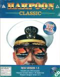 Harpoon Classic DOS Front Cover Harpoon Classic New Version 1.5