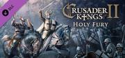 Crusader Kings II: Holy Fury Linux Front Cover