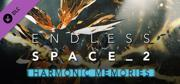 Endless Space_2: Harmonic Memories Macintosh Front Cover