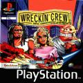 Wreckin Crew PlayStation Front Cover