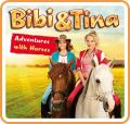 Bibi & Tina: Adventures with Horses Nintendo Switch Front Cover