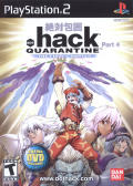 .hack//Quarantine: Part 4 PlayStation 2 Front Cover