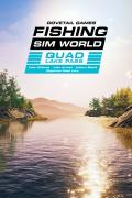 Fishing Sim World: Quad Lake Pass Xbox One Front Cover