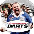 PDC World Championship Darts: Pro Tour - Player & Tourney Add-on PlayStation 3 Front Cover