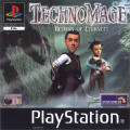 TechnoMage: Return of Eternity PlayStation Front Cover