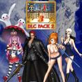 One Piece: Pirate Warriors 3 - DLC Pack 2 PlayStation 3 Front Cover