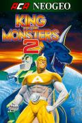 King of the Monsters 2: The Next Thing Xbox One Front Cover
