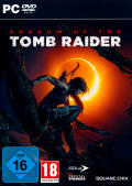 Shadow of the Tomb Raider Windows Front Cover
