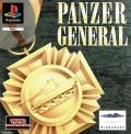 Panzer General PlayStation Front Cover