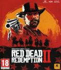 Red Dead Redemption II Xbox One Front Cover