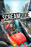 ScreamRide Xbox One Front Cover