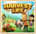 Harvest Life Nintendo Switch Front Cover