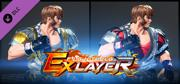 Fighting EX Layer: Color Gold/Silver: Allen Windows Front Cover