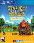 Stardew Valley (Collector's Edition) PlayStation 4 Front Cover