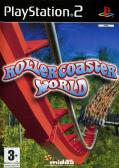 Rollercoaster World PlayStation 2 Front Cover