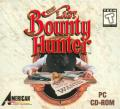 The Last Bounty Hunter DOS Front Cover