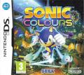Sonic: Colors Nintendo DS Front Cover