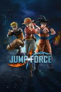 Jump Force Xbox One Front Cover