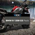 Ride 3: BMW R 1200 GS Pack PlayStation 4 Front Cover
