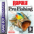 Rapala Pro Fishing Game Boy Advance Front Cover