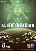Anarchy Online: Alien Invasion Windows Front Cover