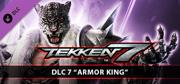 "Tekken 7: DLC 7 ""Armor King"" Windows Front Cover"