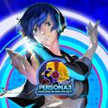 Persona 3: Dancing in Moonlight PlayStation 4 Front Cover